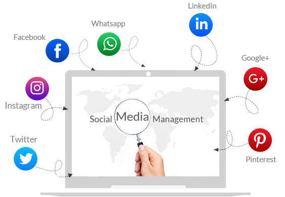 Social Media Management Services in India